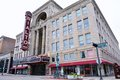 Rialto Square Theater in Joliet, Illinois. Royalty Free Stock Photo