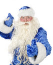 Jolly Santa Claus Stock Photography