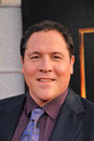 Jon favreau at the iron man world premiere el capitan theater hollywood ca Royalty Free Stock Photos