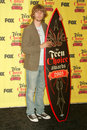 Jon heder in the press room at the teen choice awards universal studios universal city ca Stock Images