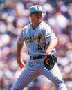 Jon lieber pittsburgh pirates Photos stock