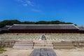 Jongmyo в сеу е корее Стоковые Изображения