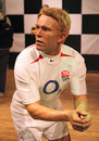 Jonny Wilkinson at Madame Tussaud's Stock Photography