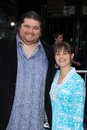 Jorge garcia at the super los angeles premiere regency village theatre westwood ca Royalty Free Stock Photography