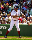 Jose cruz jr boston red sox outfielder Stock Images