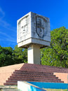 Jose Marti fountain monument, Cuba Royalty Free Stock Photography
