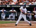 Jose Valentin, New York Mets. Royalty Free Stock Photo