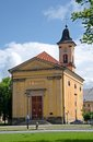 Josefov czech republic military church of the ascension from th century in fortress in eastern bohemia Stock Photos