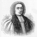 Joseph butler english bishop theologian apologist and philosopher engraving from selections from the journal of john wesley Stock Photos