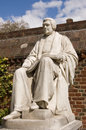 Joseph Goodall Statue, Eton Royalty Free Stock Photos