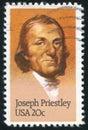 Joseph Priestley Royalty Free Stock Photo