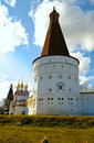 Joseph-Volokolamsk monastery Royalty Free Stock Photography