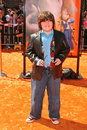 Josh flitter at the world premiere of dr seuss horton hears a who mann village westwood ca Stock Image