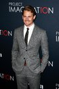 Josh pence new york oct actor attends the premiere of canon s project imaginat n film festival at alice tully hall at lincoln Stock Photos