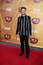 Josh turner los angeles dec arrives at the american country awards at mgm grand garden arena on december in las vegas nv Royalty Free Stock Image