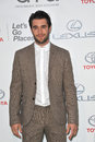 Joshua bowman los angeles ca october at the environmental media awards at warner bros studios burbank Royalty Free Stock Images