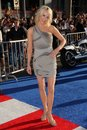 Josie bissett at the los angeles premiere of captain america the first avenger el capitan hollywood ca Royalty Free Stock Photos
