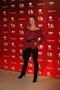 Josie davis arriving at the us weekly hot hollywood party voyeur west hiollywood ca november Stock Photos