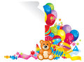 Jouets d'enfants Photo stock