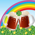 Jour de St Patricks Photo stock