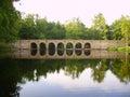 Jpg digital camera bridge and dam Stock Image