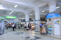 JR Sannomiya Train Station Kobe Japan Royalty Free Stock Photo