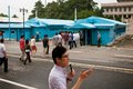 JSA (DMZ) Korea Royalty Free Stock Photo