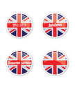 Jubilee Buttons Stock Photo