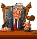 Judge Royalty Free Stock Photo