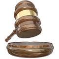 Judge Block Gavel Judgment Court Case Lawsuit Verdict Royalty Free Stock Photo