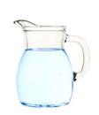 Jug of water Royalty Free Stock Photo