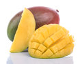 Juicy fresh mango