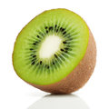 Juicy kiwi fruit Royalty Free Stock Photography
