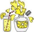 Juicy Lemon Refreshment