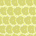 Juicy lemon yellow and yellow background Stock Images