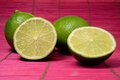 Juicy lime Royalty Free Stock Images
