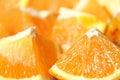 Juicy orange Royalty Free Stock Photo