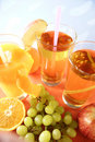 Juicy thirst quencher Royalty Free Stock Images