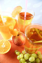 Juicy thirst quencher Royalty Free Stock Photo