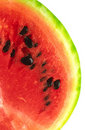 Juicy water-melon Royalty Free Stock Photos