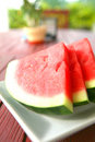 Juicy watermelon Royalty Free Stock Photo