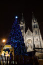 Jul i Prague Royaltyfria Foton