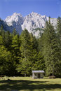 Julian alps - Skrlatica peak Stock Photos