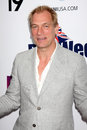 Julian sands arriving at the brit week reception on april at the british counsel general s official residence in los angeles Stock Photography