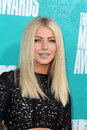 Julianne Hough arriving at the 2012 MTV Movie Awards Royalty Free Stock Image