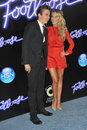 Julianne Hough, Kenny Wormald Lizenzfreies Stockbild