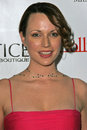 Julie ann emery Royaltyfria Bilder
