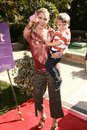 Julie bowen four seasons at the march of dimes celebration of babies hotel los angeles ca Royalty Free Stock Photo