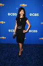 Julie chen at the cbs fall season premiere event cruze into the fall colony hollywood ca Stock Image
