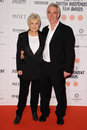 Julie walters arriving for the moet british independent film awards at old billingsgate london picture by steve vas featureflash Stock Photos